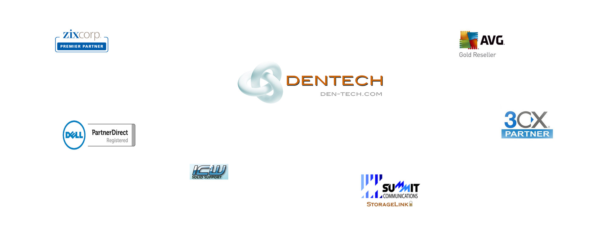 bubble image of dentech communications service partners